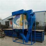 移动式可除尘气力粉料输送机 长葛市大吨量气力吸料机