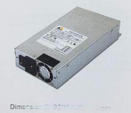 AS POWER U1A-C20600-D 1U 600W服务器电源