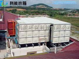天津厂家  玻璃钢消防组合水箱 玻璃钢 smc水箱价格