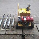 重晶石開採劈裂器,方解石最新開採方法