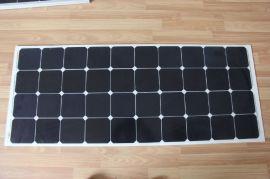 批发优质低价单晶太阳能电池板60W18v 寿命长