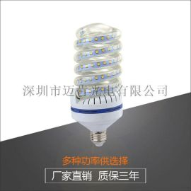 节能E27螺旋口玉米灯正白暖白5w7w9w12w16w20w23w30wled玉米灯
