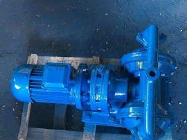 直销**上海文都牌DBY-40型铸铁四氟电动隔膜泵