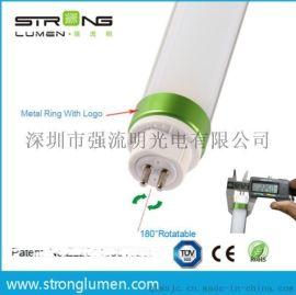 厂家直销0.6米T510W兼容电子镇流器灯管 兼容日光管 LED日光灯