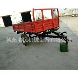 拖拉机车斗,拖车,车斗,挂斗,拖斗 载重4吨拖车