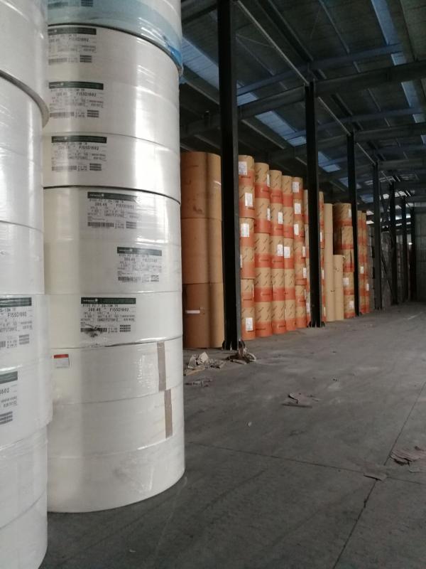 全木浆食品级进口白卡纸 美国白卡纸 上海白卡纸经销商