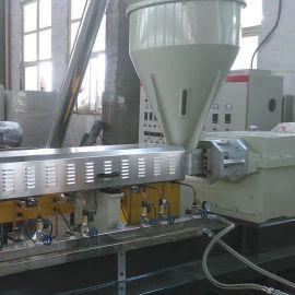 TSSK同向平行双螺杆挤出机(试验型) 小型挤出机