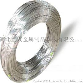 厂家直销 金属丝 镀锌丝 黑铁丝 退火丝 可定制