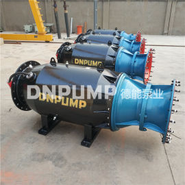 QZB汛期强排潜水轴流泵生产厂家