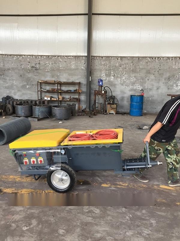 河北全自动水泥砂浆喷涂机建筑粉墙类机械