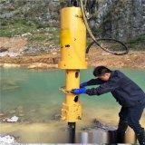 石头钩机打不动地基开挖广东大型劈石机