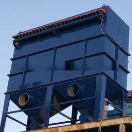 山东dmc脉冲布袋除尘器, 工业反吹布袋式除尘器
