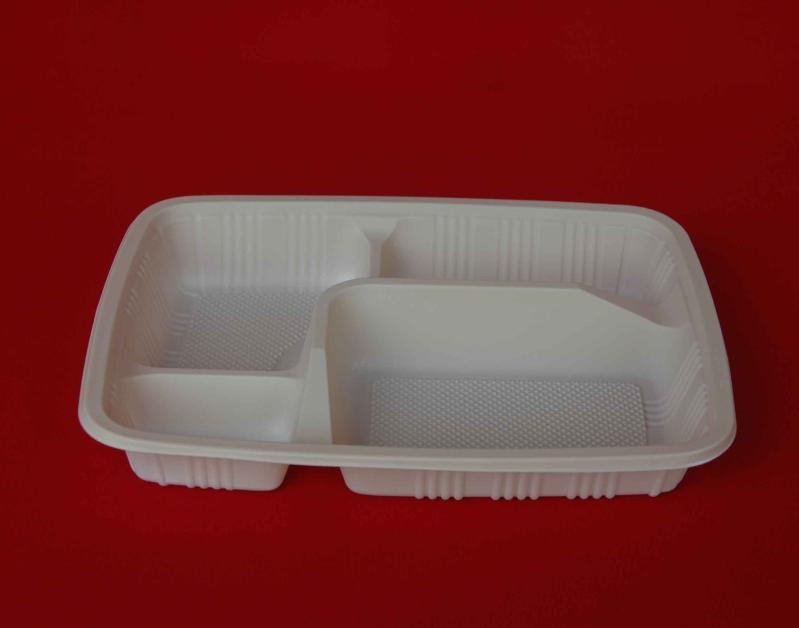 一次性玉米澱粉環保餐盒(HHH-20A)