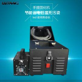 led固化灯手提式uv机紫外线leduv光固机365mmuv漆油墨烘干专用led LEDuv固化机 365nm