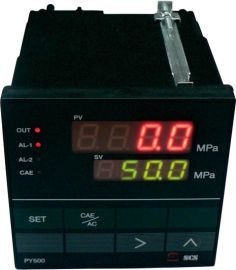 PY500  华兰海 压力显示仪表