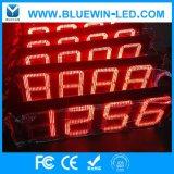 LED油价屏 加油站led电子价格显示牌 高亮白色led数字油价屏
