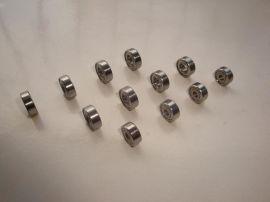 SSR2-5ZZ/2RS 特微型不锈钢轴承