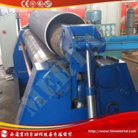 液压对称式卷板机 液压三辊卷板机 卷板机维护