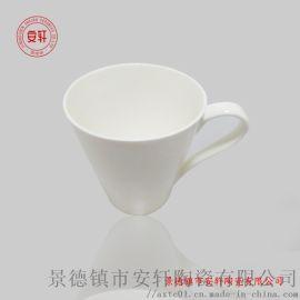 供应景德镇礼品骨瓷茶杯订做加字