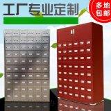 钢制中药柜|钢制药品柜|配药台厂家定做