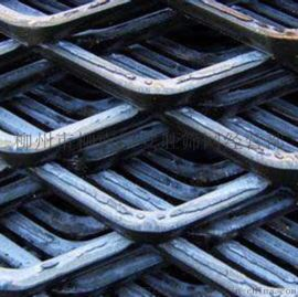 广西重型钢板网 防滑网 脚踏板网 冲孔菱形网