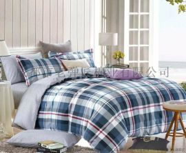 学生床上用品批发厂家 三件套 纯棉六件套 宿舍全棉四川成都