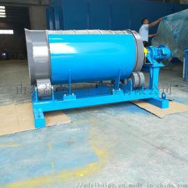益海环保固液分离机 泥水分离机 转鼓式造纸厂微滤机