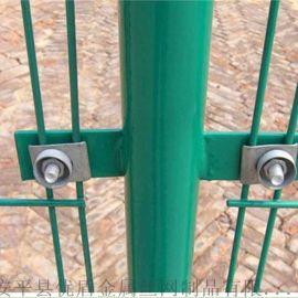 铁网围栏 邯郸绿色铁网围墙护栏 铁丝网围栏厂家
