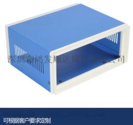 工控仪表仪器机箱铝合金塑料外壳铝型材壳体定制