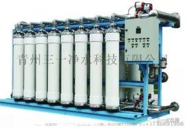 三一科技供应质量可靠的超滤即矿泉水设备