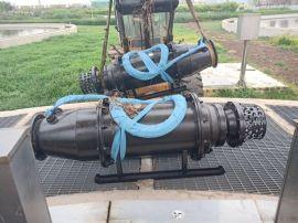 卧式潜水泵-卧式潜水轴流泵