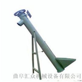 螺旋输送机填充率大提升量 螺旋输送机专业制造商