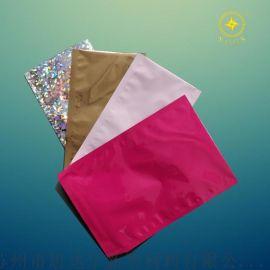 生产定制快递包装用镀铝袋,封边牢固,尺寸印刷定制