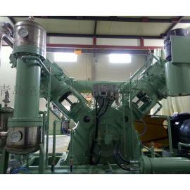 厂家直销塑料机械用活塞式压缩机无油空压机