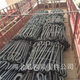 供应内蒙古q235c地脚螺栓 预埋地脚螺栓