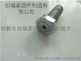 非标订做螺母螺柱 厂家镀锌螺母柱 精密五金零配件