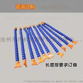 沧州 兴自产自销 万向冷却管 耐酸有韧性 拆卸方便