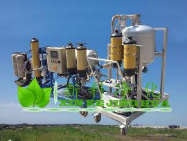 聚结滤油机LYC-J100聚结脱水滤油机
