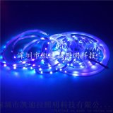 led3528-60珠浪漫紫光窄版柔性灯带