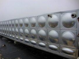 SMC玻璃钢水箱 重庆消防水箱厂模压工艺流程