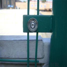 铁丝隔离栅云南焊接隔离栅双边丝隔离栅优盾厂家