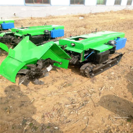 履带式果园管理机,柴油机款施肥机