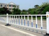 天津铁艺护栏、道路护栏、公路护栏、pvc护栏