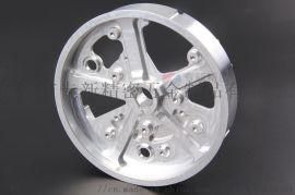 铝合金轮毂精密CNC加工