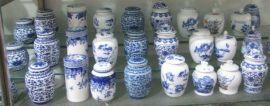茶叶包装罐选景德镇陶瓷密封罐子