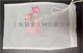 尼龙网滤袋豆浆油漆过滤网袋纱网袋茶叶荞麦皮红