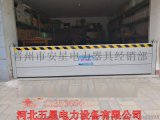 【快訊】今天劉總組隊安裝了鄭州地鐵擋水板**擋水板阻水板
