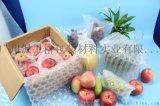 广州厂家直供水果类气柱袋水果快递包裹缓冲袋