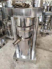 液压榨油机芝麻花生菜籽液压榨油机香油机麻油机
