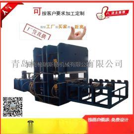 厂家直销换热器密封垫专用自动推出模大型平板硫化机